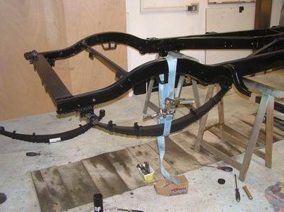 Techni tacot site officiel restauration renault colorale prairie 4x4 1954 - Garage renault le plus proche ...