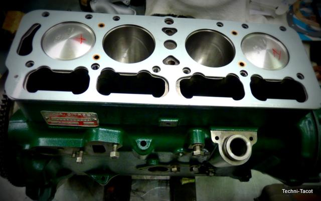 moteurs avec chaîne de distribution