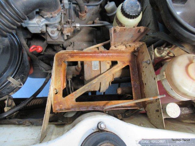 bloc freinage bmw 1800