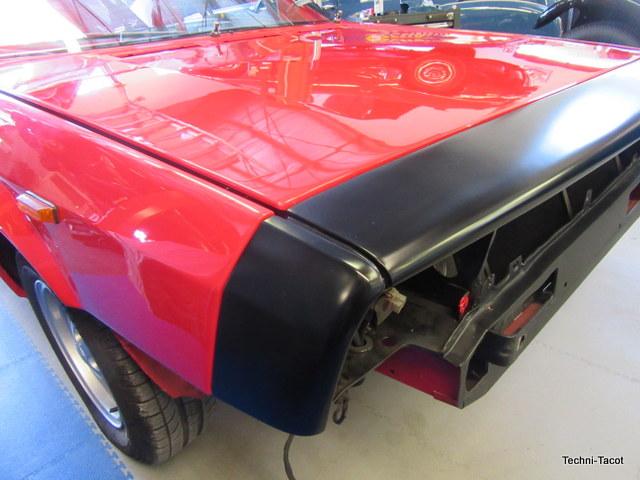 Lancia Monte Carlo 1976