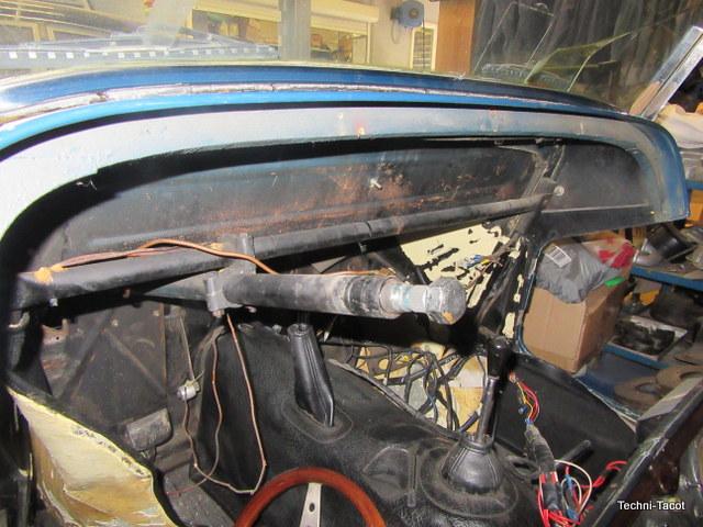 chassis morgan 56