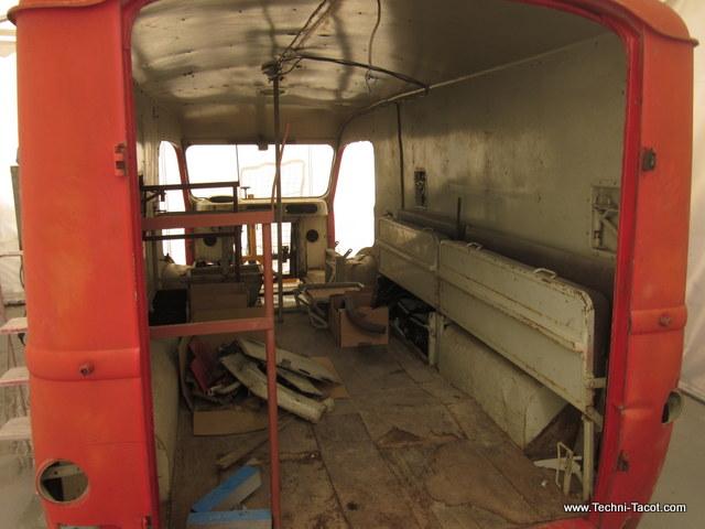 intérieur renault 2087