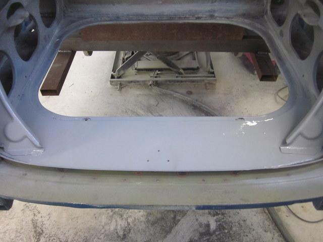 rénovation carrosserie peugeot 203 coupé