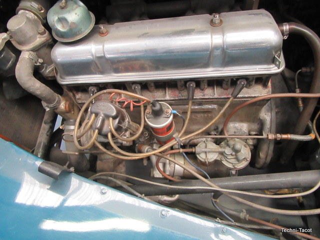 moteur Morgan 56