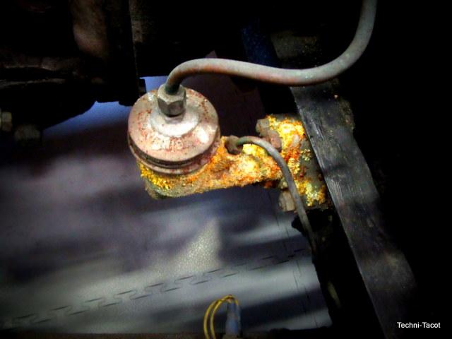 maître cylindre Morgan 56
