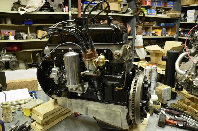 pièces détachées moteur peugeot 203 cabriolet