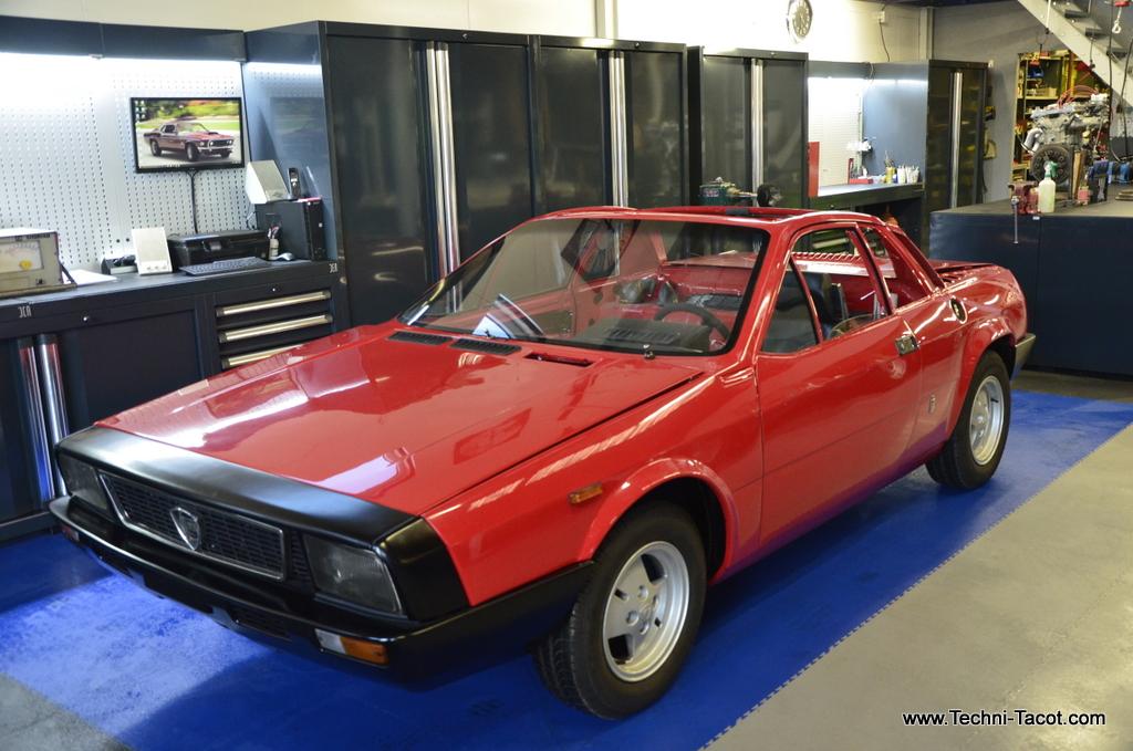 Atelier techni-tacot restauration de voitures anciennes