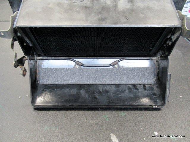 bloc chauffage ventilation bmw 1800
