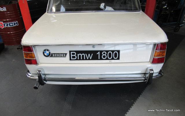 bmw 1800 pare choc