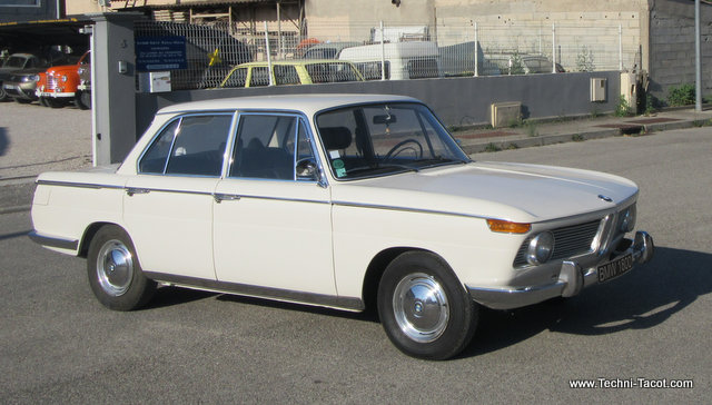 restauration BMW 1800