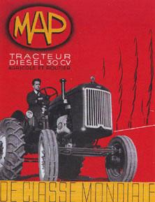 moteur MAP