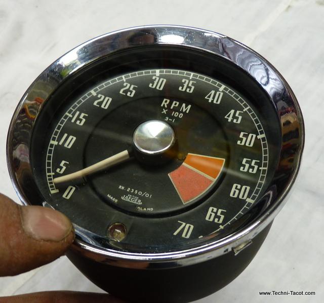 Compteur MG MGA 56