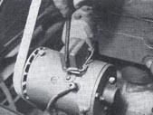 Dynamo citroên 8cv 1934