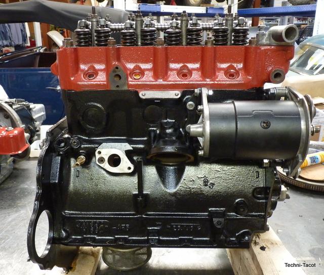 Moteur MG MGA 56