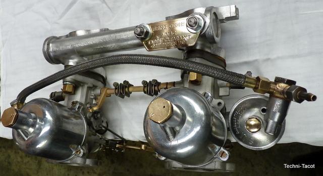 Carburateur MG MGA 56