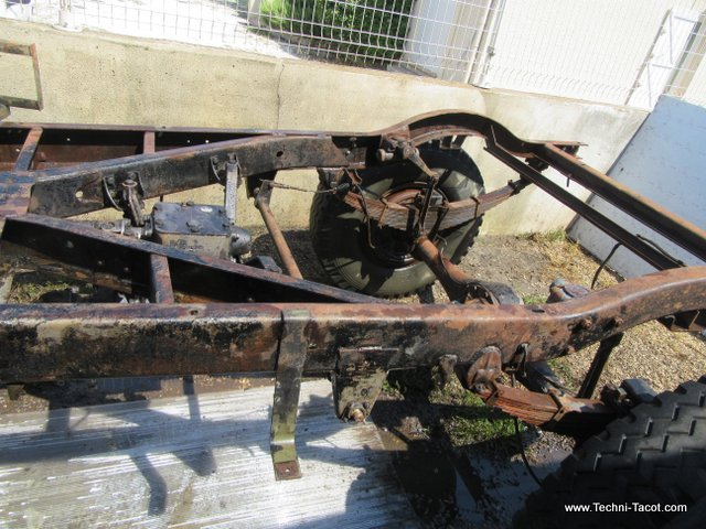 chassis renault r2087
