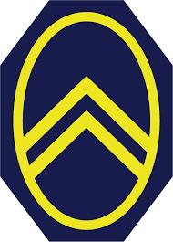 Logo citroen ancien
