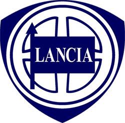 logo lancia 1976