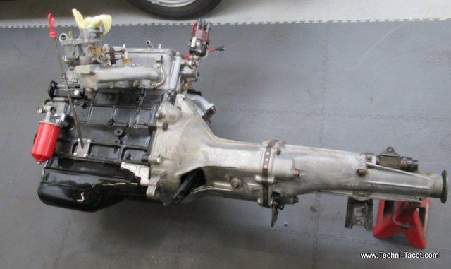 moteur bmw 1800