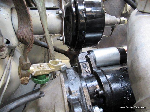 moteur démarreur radiateur bmw 1800