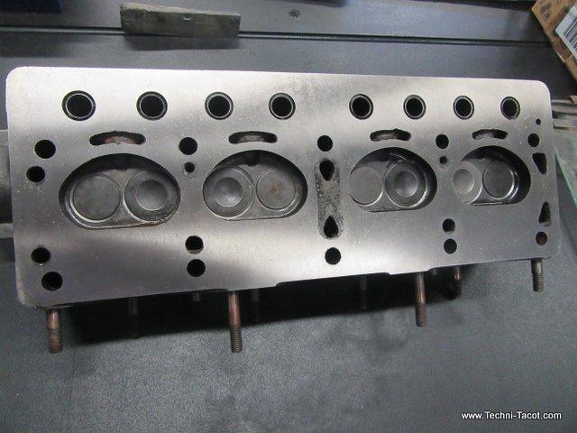 moteur morgan culasse