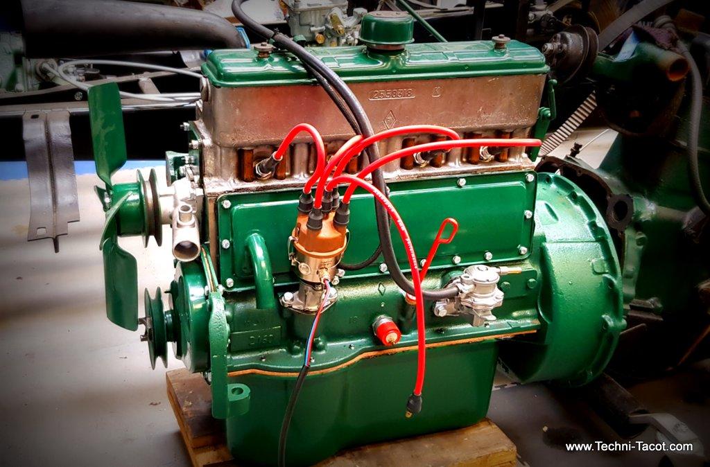 moteur prairie fregate goelette amélioration puissance