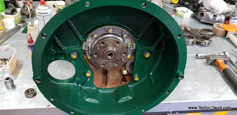 preparation moteur renault r2087 prairie fregate
