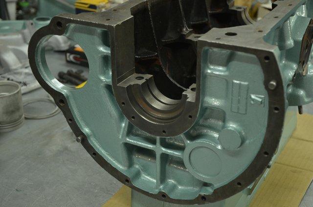 moteur vilebrequin morgan engine