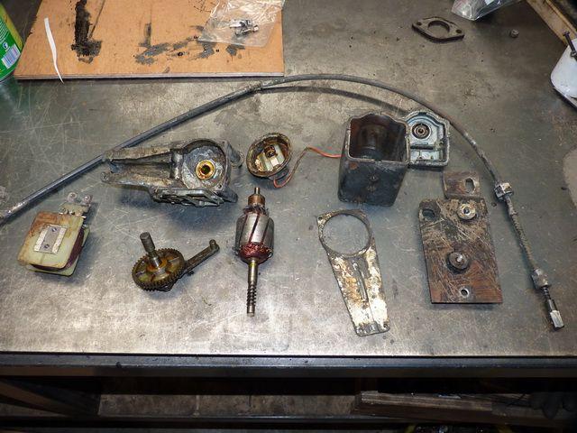 Accessoires MG MGA 56