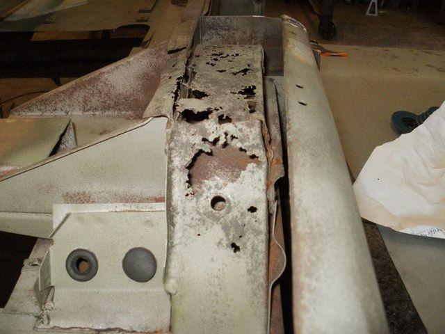 tôlerie MG MGA 56