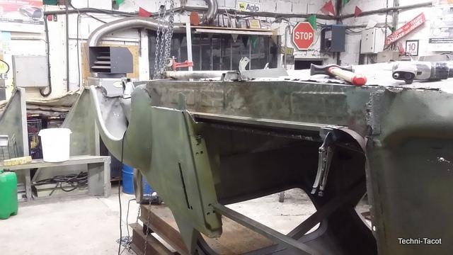 carrosserie peugeot 203 coupé