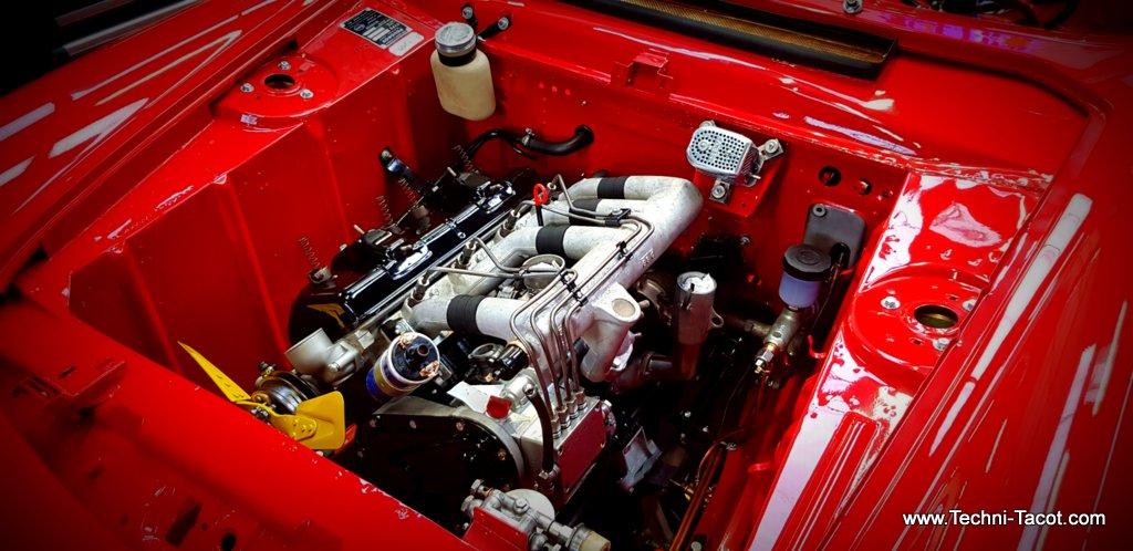 Peugeot 404 injection cabriolet restauration