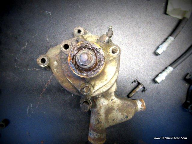 carter moteur morgan pompe
