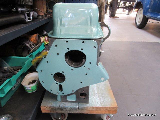 bloc moteur morgan 56