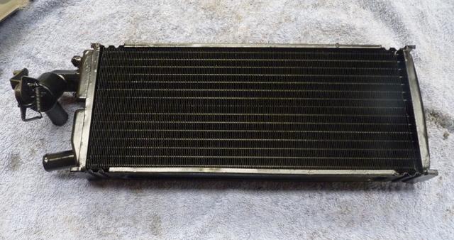 radiateur Lancia Monte Carlo 1976