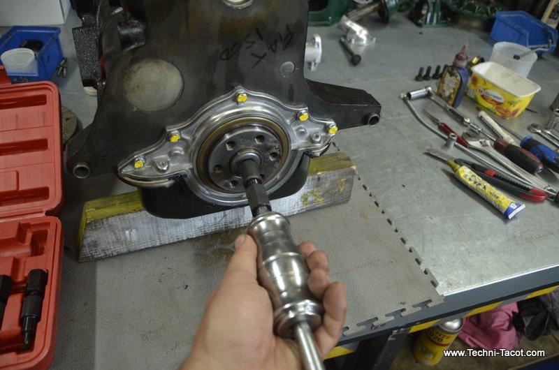 remontage moteur fiat 1500 cabriolet 118