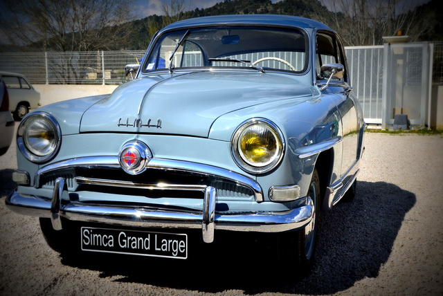Simca Aronde Grand Large 1955