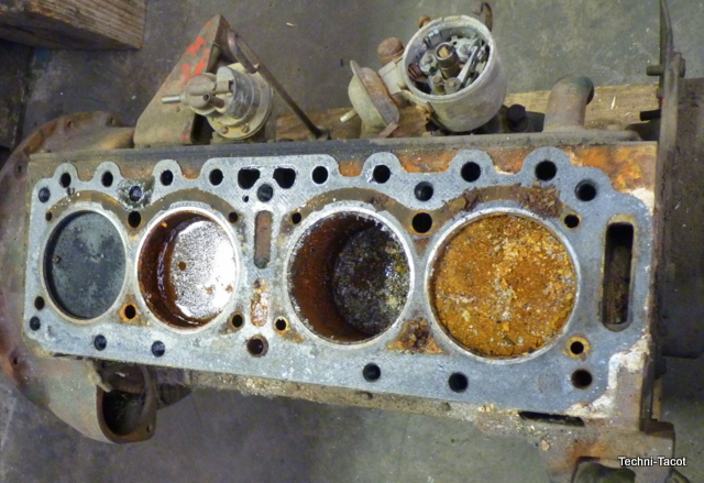 moteur renault 671