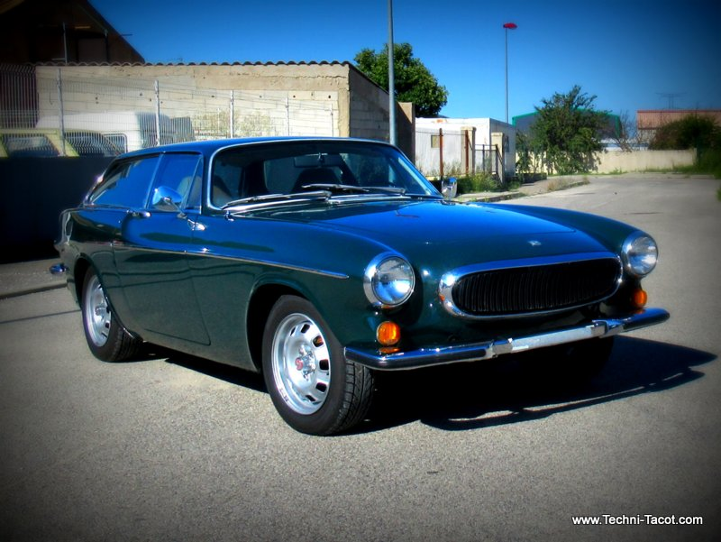 Volvo P1800 break