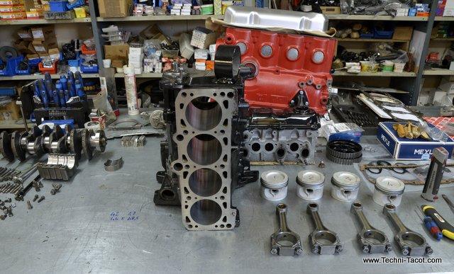 moteur golf 2 cabriolet 1800