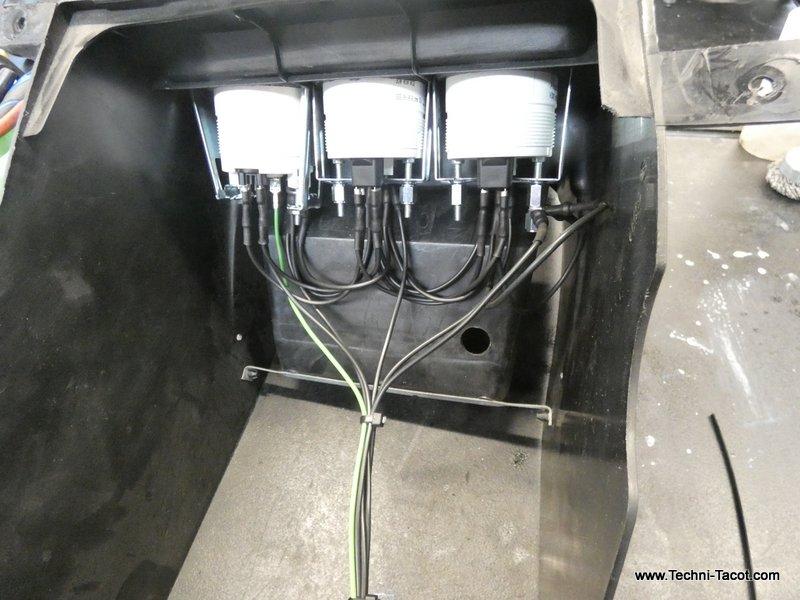 remise en état circuit électrique golf cabriolet 1800