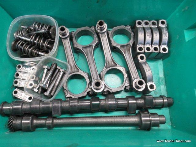 restauration moteur 1800 golf vw