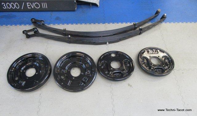 suspension ford vedette