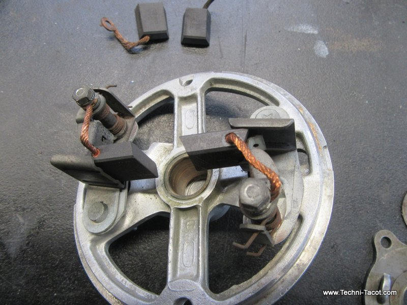 modification 12 volts ford vedette
