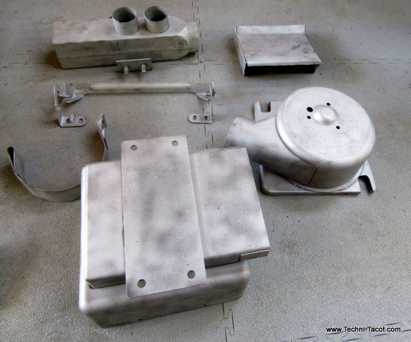 moteur essuie glace chauffage ford vedette cabriolet