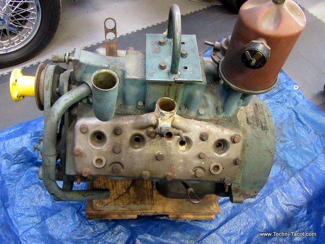 moteur ford vedette v8 1954