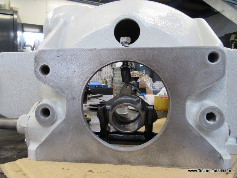 réparation boite de vitesses dodge wc 51