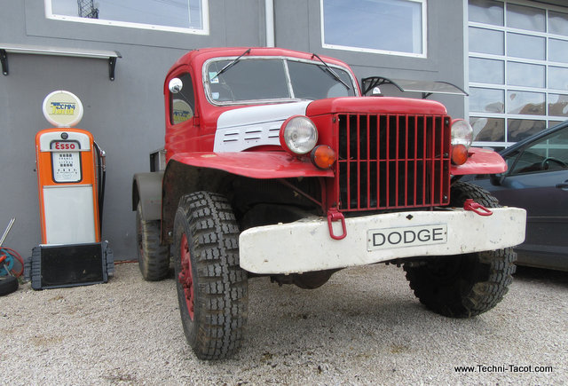 Dodge WC 51 Fargo