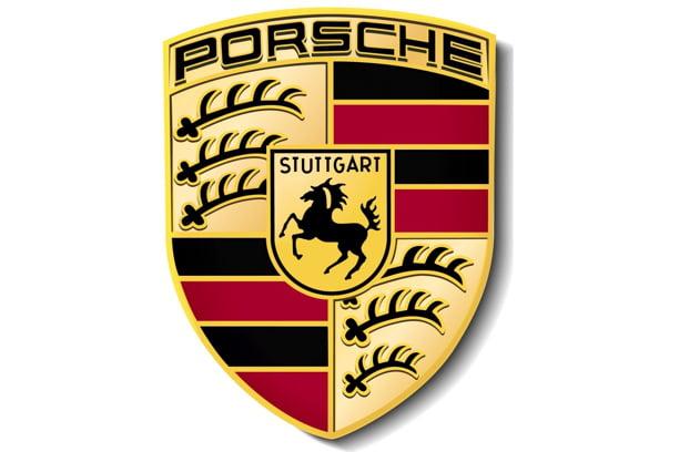 logo marque posrche
