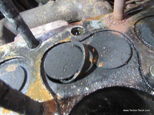moteur 6 cylindre dodge wc 51